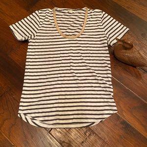 J. Crew - t-shirt - dressy casual size S